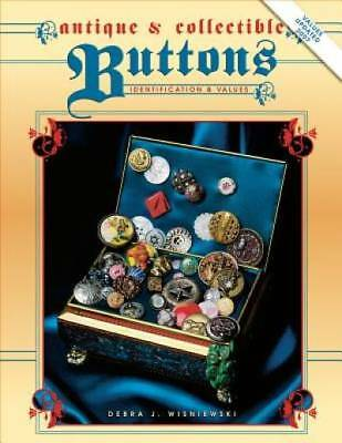 Antique And Collectible Buttons - Identification & Values