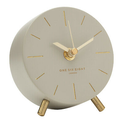 Angelo SILENT Mantel Clock by One Six Eight London