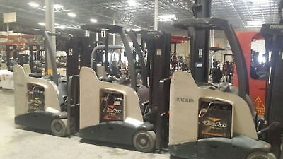 Crown RC 5535 Forklift Docker FREE shipping
