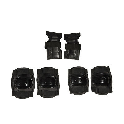 Youth Protecticve Pads Set Comfertable Knee Elbow And Wrist Protect