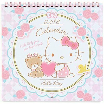 hello kitty wall calendar m 2018 year wall calendar
