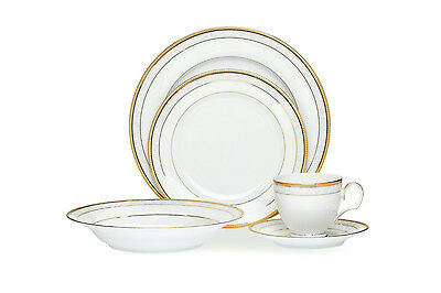 Noritake - Hampshire Gold 20 pc Dinner Set EXCEPTIONAL VALUE!