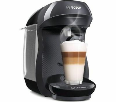 Bosch Tassimo TAS1002GB Happy Multi Beverage Hot Chocolate Drinks Coffee Machine