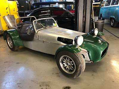 Caterham Seven 1600 Sprint 4 Speed 1986.  One owner from new. Barn Find