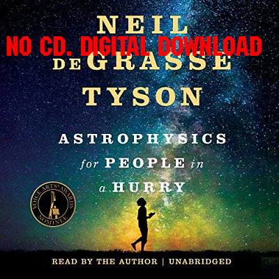 Astrophysics for People in a Hurry - Neil deGrasse Tyson [AUDIOBOOK]