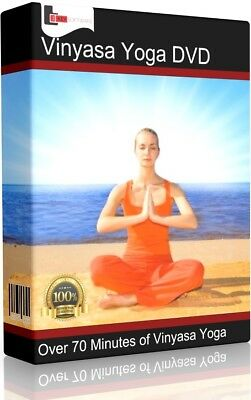 Vinyasa Flow Yoga DVD | Easy to Follow Well Being Video | Meditation Exercise