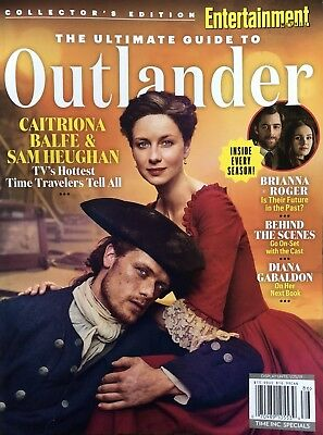 The Ultimate Guide To Outlander Collector'S Edition Magazine New 2018