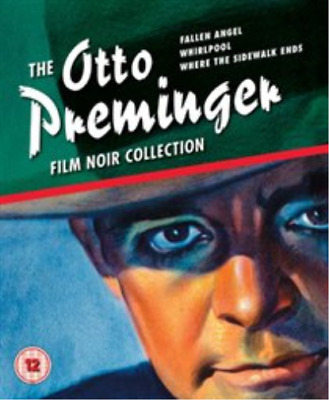 Alice Faye, Charles Bickford-Otto Preminger Collection (UK IMPORT) Blu-ray NEW