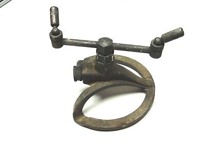 Vintage Craftsman Lawn Sprinkler Antique Cast Iron Sears
