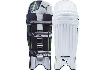 Puma Mens evoFlex 2 Junior Cricket Batting Pads Sports Training Accessory