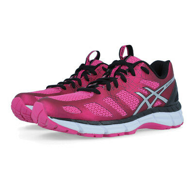 Asics Womens Gel Chart 3 Running Shoe Pink Breathable Lightweight Trainers