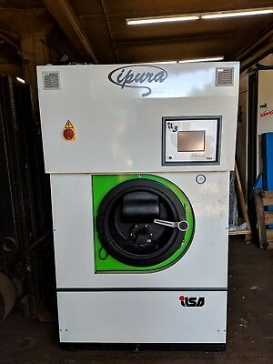 Ipura 440N Hydrocarbon Dry Cleaning Machine