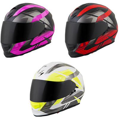 Scorpion EXO-T510 Fury Full Face Motorcycle Street Helmet