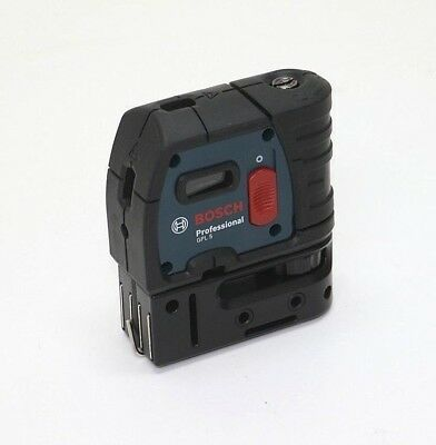 Bosch Professional GPL 5 5-Point Self-Leveling Alignment Red Laser
