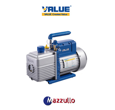 Pompa Per Vuoto Singolo Stadio Value Ipump Ve115N
