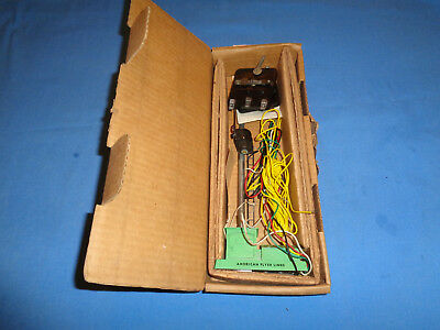 American Flyer #761 Automatic Semaphore with Trips and Original Box. Working.