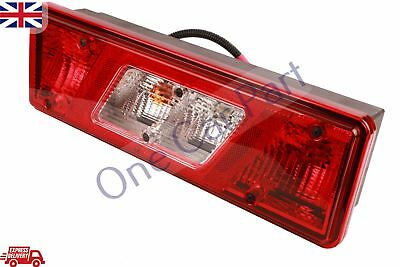 Rear Lamp Light Ford Transit Tipper Chassis Cap Pick Up Mk8 Right Hand Side 12V