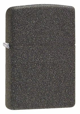 "Zippo ""Iron Stone"" Finish Lighter, Full Size,  211"