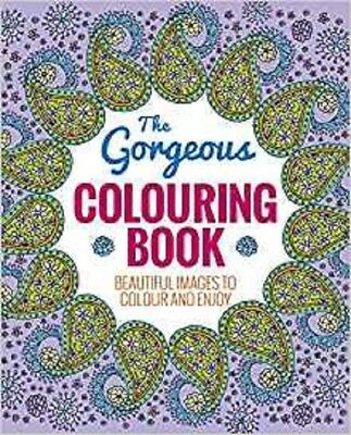 The Gorgeous Colouring Book (Colouring Books), Arcturus Publishing, New Book