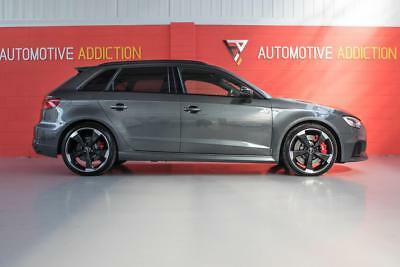 2018 Audi RS3 8V Sportback 2.5 TFSI Quattro S-Tronic 400PS | £7,500 of Options |