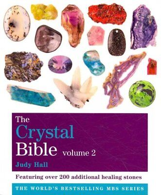 Crystal Bible Volume 2 : Godsfield Bibles, Paperback by Hall, Judy, ISBN 1841...