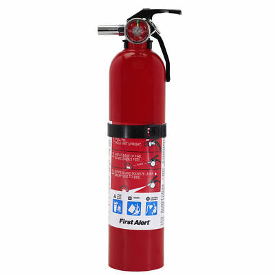 2.5lb Fire Extinguisher ABC Dry Chemical First Alert 1A10BC