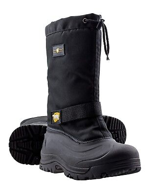 ArcticShield Mens Cold Weather Waterproof Insulated Tall Winter Snow Boots
