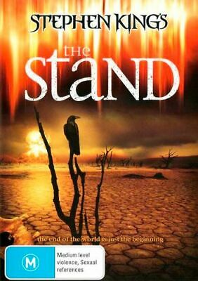 NEW Stephen King's The Stand DVD Free Shipping