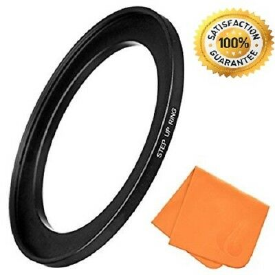 Slim 67mm to 77mm Step Up Lens Adapter Ring for Camera Lenses & Camera Filters