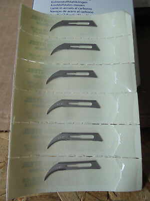 Bard-Parker, 371312 Surgical Blade Carbon Steel Size 12 NonSterile ,150 units