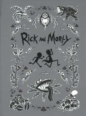 Rick and Morty Deluxe Note Card Set With Keepsake Book Box, Stationery by Ins...