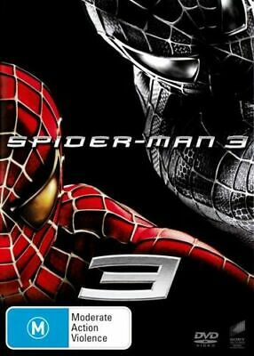 NEW Spider-Man 3 DVD Free Shipping