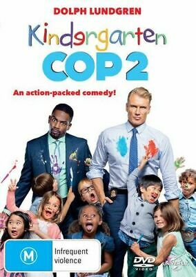NEW Kindergarten Cop 2 DVD Free Shipping
