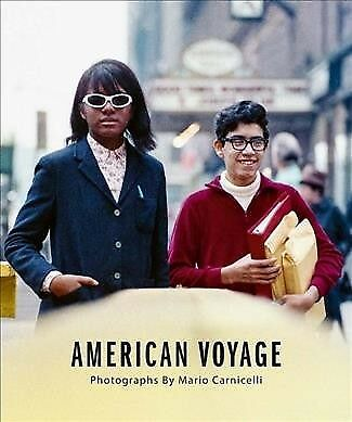 Mario Carnicelli : American Voyage, Hardcover by Carnicelli, Mario (PHT), Bra...