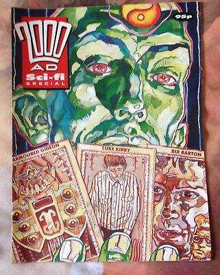 2000AD Sci-Fi Special - 1990 - Very Good Condition