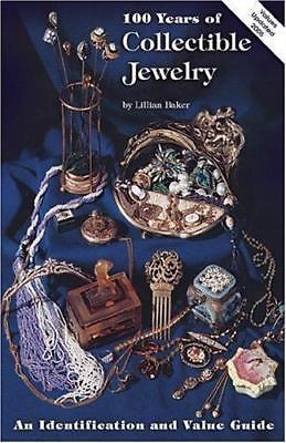 100 Years Of Collectible Jewelry-ExLibrary