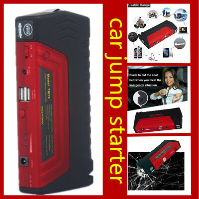 Emergency battery 5000-8000mAh Multi-function Bank Power Auto car Jump Starter
