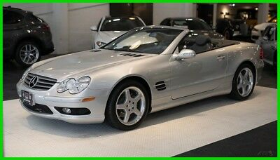 2003 Mercedes-Benz SL-Class SL500 Like-new R230, One-owner Northern California car, Maintenance is current