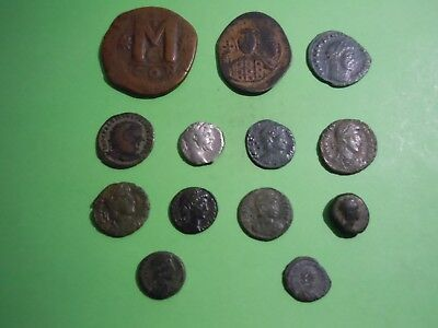 13 Ancient Roman Coins To Identify Look