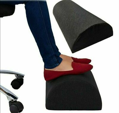 Washable Foot Rest Pillow Under Desk Memory Foam Knee Pillow Cushion Soft