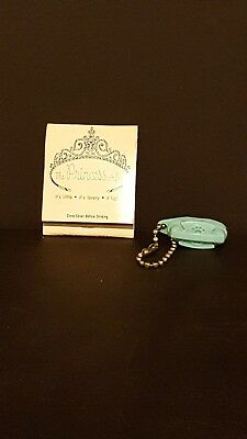Vintage 1959 Bell System Princess Rotary Phone Advertising Key Chain & Matchbook
