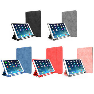 Durable PU Case Shockproof Cover for iPad Pro 9.7 With Pencil Holder Smart Case