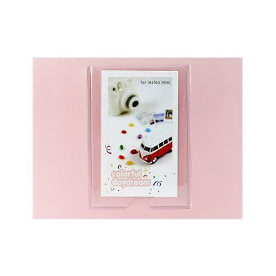 128 Pockets Photo Album Book For FujiFilm Polaroid Instax Mini Film Camera