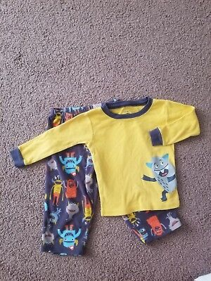 Carter's Baby Boy Pajamas Clothes 18 Months