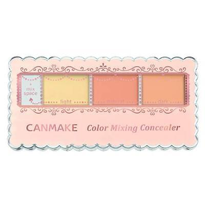 The can make color mixing concealer C12 Yellow & Orange Beige 3.9g