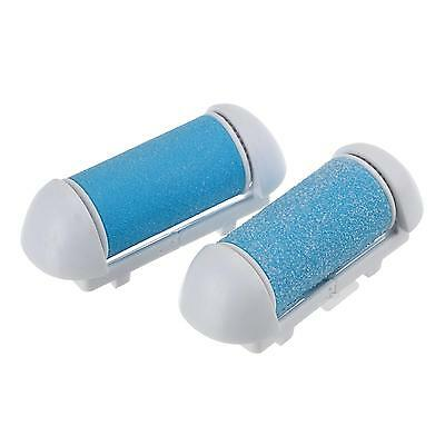 1 Pcs Refill Roller Heads for Electronic Foot Care File Callus Remover Pedicure