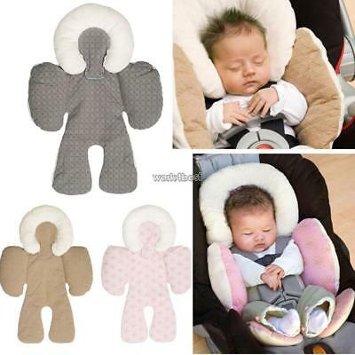 General Child Car Seat Cushion Baby Stroller Pad Baby Body Support WST