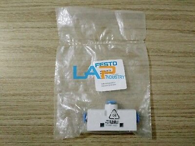 1PC New For FESTO Gas connector VN-10-H-T3-PQ2-VQ2-RQ2 193480 #LMJ