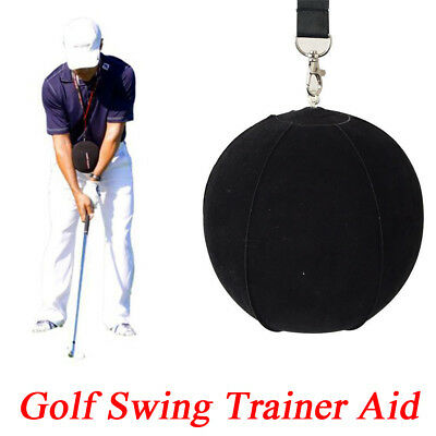 Portable Smart Inflatable Ball Golf Swing Aid Trainer Assist Posture Correction