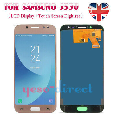 For Samsung Galaxy J5 J530F 2017 Screen LCD Touch Digitizer Replacement Gold UK
